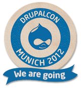 DrupalCon Munich 2012 - We are Going!
